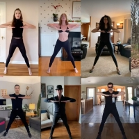 VIDEO: CHICAGO Cast Members Perform 'All That Jazz' Choreography