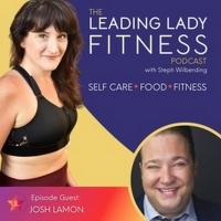 LISTEN: Josh Lamon Joins Latest Episode of LEADING LADY FITNESS PODCAST Photo
