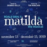 Stockton Civic Theatre Presents Roald Dahl's MATILDA The Musical