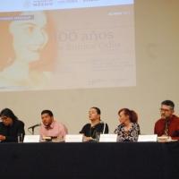 La Voz De Eunice Odio Acompañó La Presentación Del Libro Dedicado A La Escritora Por El Centenario De Su Natalicio