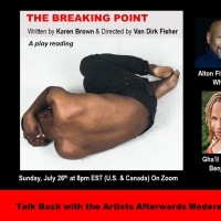 THE BREAKING POINT By Karen Brown Tackles The Subject Of Mental Health Photo
