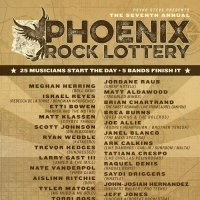 Phoenix Rock Lottery At Crescent Ballroom To Benefit Rosie's House Photo