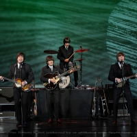 1964 The Tribute Marks Beatles 55th Anniversary Of American Tour Photo