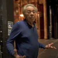 VIDEO: Andrew Lloyd Webber Tours the London Palladium Video