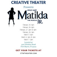 Creative Theater Workshop Presents MATILDA THE MUSICAL JR. Photo