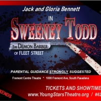 SWEENEY TODD Comes to Fremont Centre Theatre
