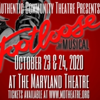 FOOTLOOSE Will Be First Show On A Major Stage In Western Maryland Photo