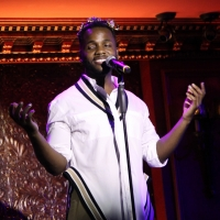 BWW Review: Deon'te Goodman Fulfills Cabaret Fantasies With DREAM A LITTLE DREAM at F Photo