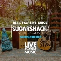 Sugarshack Partners With Live For Live Music On Live Acoustic Video Series