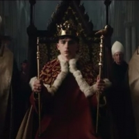 VIDEO: Timothee Chalamet and Joel Edgerton Star in THE KING Trailer
