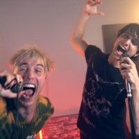 VIDEO: TikTok's David Michael Frank Teams Up With Matt Copley for Rock Version of 'The Pha Photo