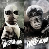 Fathom Events Announces INVISIBLE MAN & WOLF MAN Double Feature Photo