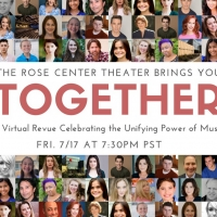 The Rose Center Theater and RCT Musical Theater Productions Present Virtual Musical R Photo