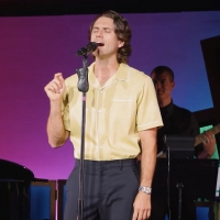 VIDEO: Get A First Look At Barrington Stage's Aaron Tveit Live Concert Photo