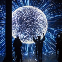 ARTECHOUSE Presents Immersive Multimedia Installations Inspired by Pantone Color of t Photo