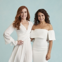 Jemma Rix and Courtney Monsma Join FROZEN in Sydney as Elsa and Anna