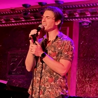 BWW Review: DEREK KLENA Sings Straight From the Heart at Feinstein's 54 Below Photo