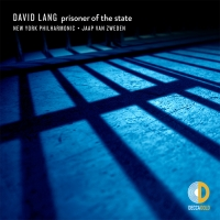 David Lang's PRISONER OF THE STATE Released on Decca Gold Today Photo