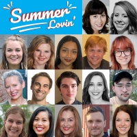 SUMMER LOVIN' to be Presented at Summer Place Theatre Photo