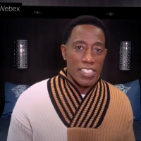 VIDEO: Wesley Snipes Talks COMING 2 AMERICA on JIMMY KIMMEL LIVE! Photo