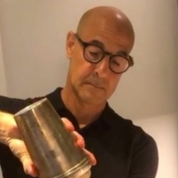VIDEO: Stanley Tucci Teaches How to Make a Negroni on Instagram Photo