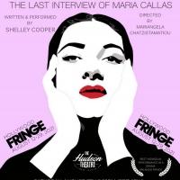 LA DIVINA: THE LAST INTERVIEW OF MARIA CALLAS Begins Next Month at Hudson Guild Theat Photo