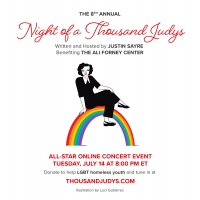 BWW Feature: Night Of A Thousand Judys Celebrity Guest Artists Chat With Broadway Wor Photo