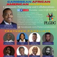 Peter London Global Dance Group Celebrates Caribbean Heritage Month Photo