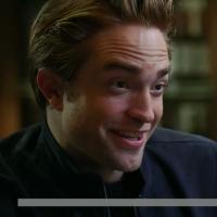 VIDEO: Watch Robert Pattinson Interviewed on SUNDAY SITDOWN Photo