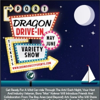 DRAGON DRIVE-IN Variety Show To Premiere May 21 Photo