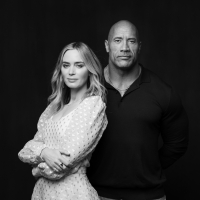 Netflix Lands BALL AND CHAIN Starring Dwayne Johnson and Emily Blunt Photo