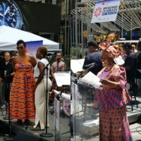 VIDEO: Times Square Comes Alive with BROADWAY CELEBRATES JUNETEENTH Photo