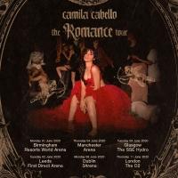 Camila Cabello Announces June 2020 UK & Ireland Tour
