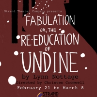 The Strand Theater Company Will Continue its 12th Season With FABULATION by Lynn Nottage
