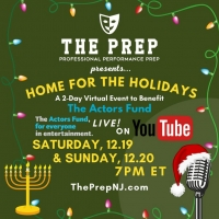 The Prep Announces Home For The Holidays Cabaret To Benefit The Actors Fund Photo