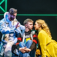 BWW Review: BE MORE CHILL, Shaftesbury Theatre Photo