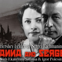 ANNA & SERGEI Starring Hershey Felder as Sergei Rachmaninoff to be Presented in World Prem Photo