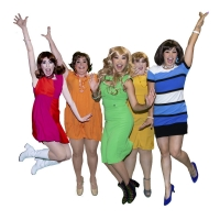 South Bay Musical Theatre Presents SHOUT! The Mod Musical Photo