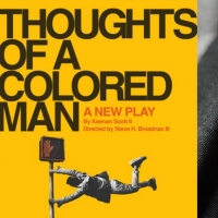 THOUGHTS OF A COLORED MAN Teams Up With merch. - The First Black-Owned Broadway Merch Photo