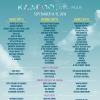 2019 KAABOO Del Mar Sells Out In It's Fifth Year