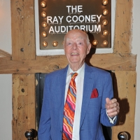 The Mill At Sonning Theatre Names The Auditorium in Honor of  Ray Cooney Photo
