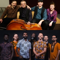 Hungary Meets Ghana At Flushing Town Hall's Second Global Mashup Concert Of 2020 at F Photo