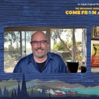 VIDEO: How Christopher Ashley Got COME FROM AWAY Camera-Ready Photo
