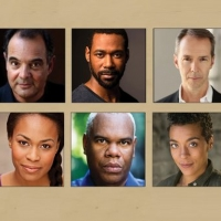 Clifton Duncan, Dion Johnstone, Paul Niebanck, and More to Star in THE AFRICAN COMPAN Photo