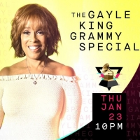 Blake Shelton, With Gwen Stefani, Joins THE GAYLE KING GRAMMY SPECIAL