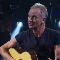 VIDEO: Sting and the Cast of THE LAST SHIP Perform on THE LATE LATE SHOW Photo