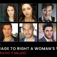 Red Bull Theater Presents the Premiere of THE COURAGE TO RIGHT A WOMAN'S WRONGS (VALO Photo