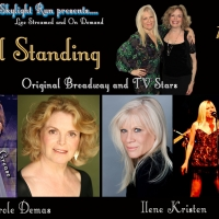 Carole Demas & Ilene Kristen Live Stream STILL STANDING! on Live From Skylight Run Photo