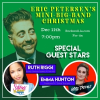 Broadway's Eric Petersen Brings Hit Christmas Cabaret ERIC PETERSEN'S MINI-BIG-BAND CHRISTMAS To Rockwell