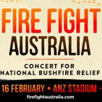 The First Line-Up Of Artists Announced For Fire Fight Australia Concert Photo